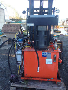 Industrial Hydraulic Super Power Pack 30 hp Campbell River Comox Valley Area image 3