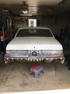 1981 Buick Regal (Shell)