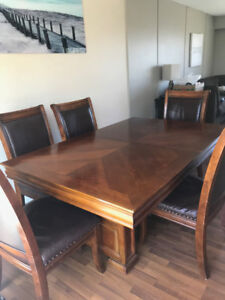Dining set - table and chairs