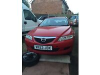 Mazda 6 2003 parts or all car forsale