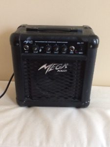 15 Watt Peavey Amplifier