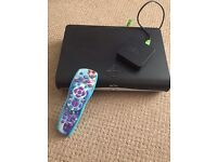 Sky HD box with Frozen remote
