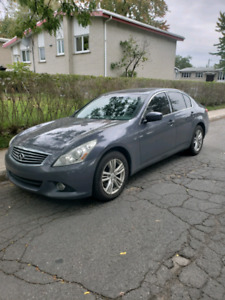2011 Infiniti G37X (AWD) - $10,800 (Negotiable) - 144,000km