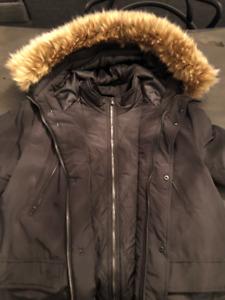 Manteau d'hiver Michael Kors grandeur large à vendre