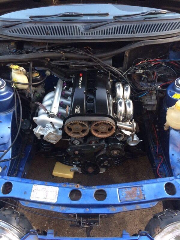 Ford Sierra Rwd Zetec Setup Parts Maby Escort Cortina