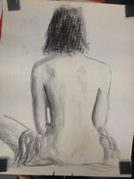 Life Drawing Model in Fairview