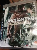 Uncharted- Drake's Fortune PS3