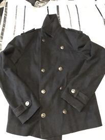 Next wool over coat / jacket