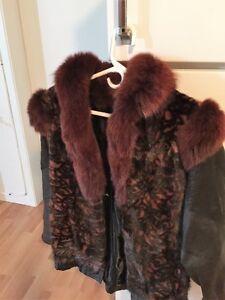 lethure fur jacket