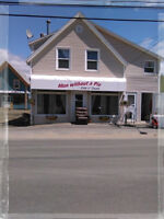 Turnkey restaurant for rent - Weymouth - $800 a month.