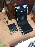 Ps3 and gaming chair!
