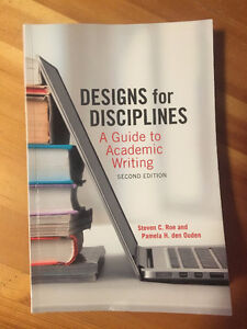 Designs for Disciplines A Guide to Academic Writing 2nd Edition