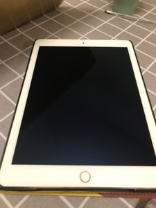 Ipad Air 2! 128G!! No scratches!! Barely used!! Free ipad case!!