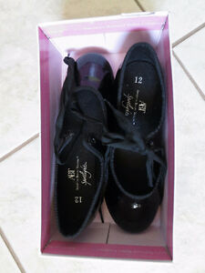 Black Tap Shoes, size 12 for Kids
