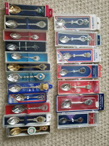 Collectors Spoon Set **MAKE AN OFFER ON THE LOT**
