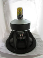 """Top of the line MTX 15"""" 9500 Subwoofer like new condition!"""