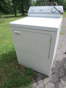 Nice new Maytag dryer, good quality.