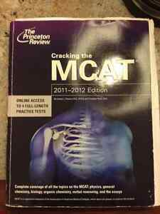 Cracking the MCAT by The Princeton Review 2011-2012 Edition