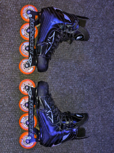 Mission Roller Hockey Skates