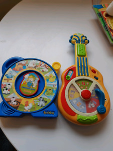 Leapfrog guitar and see 'n say