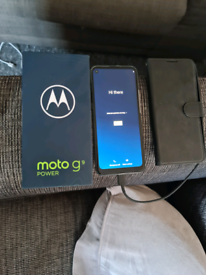 Moto g9 mobile phone for sale