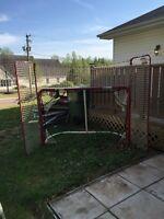 NHL sized hockey net