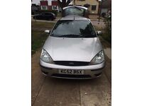 1.6 FORD FOCUS, 2003, 5-DOOR, MANUAL.