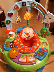 Fisher Price Play and Learn Jumperoo