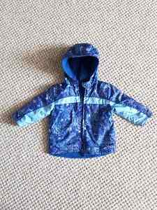 Size 18M reversible spring/fall coat or jacket  very gently used