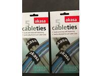 AKASA Velcro Cable Ties