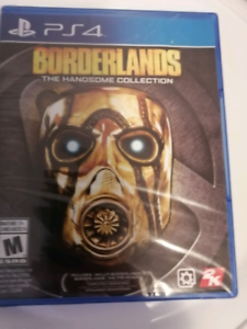 Borderlands the handsome collection.(PS4)