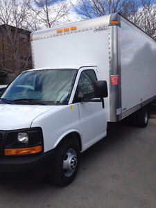 2015 GMC Savana 3500 CUBE VAN Peterborough Peterborough Area image 1