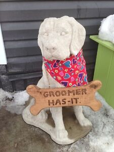 GROOMER HAS IT!   LOVE IS . . .