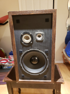 Rare AudioAnalyst A100X speakers ~ 1975 vintage For Sale ...