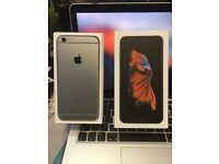 IPhone 6s Plus 128gb unlocked with warranty