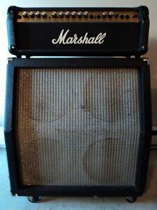 Marshall Valvestate 100 Watts RMS + Cab. 4x10 200 Watts
