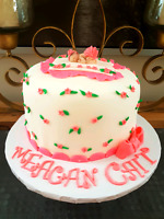 Customize cakes and more