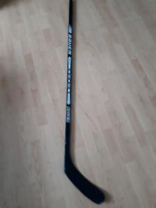 Bauer 100 SR mid flex hockey stick - lefty