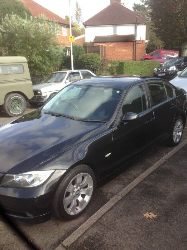 BMW 320d se