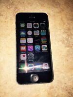 32g I phone 5 Telus