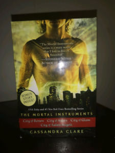 The Mortal Instruments (4 book collection)