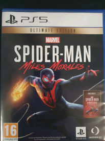 Ps5 spider man miles morales