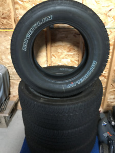 Michelin Tires set of 4