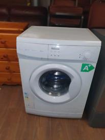 53. Pro action washing machine
