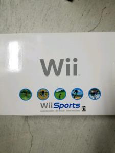 Nintendo Wii w/ Wii Sports Console