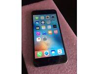 iPhone 6 Plus - o2, tesco mobile, giffgaff - 16gb - space gray