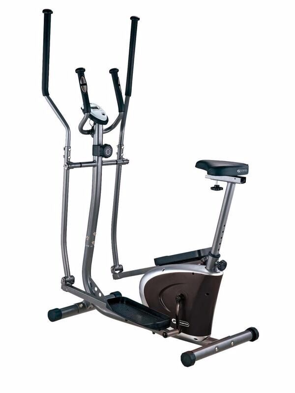 Dynamix 2 In 1 Cross Trainer Exercise Bike Almost New In