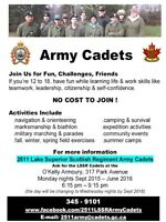 Army Cadets 2511 Lake Superior Scottish Regiment