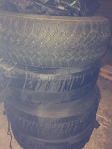 Nordic winter tires 225/65/R16