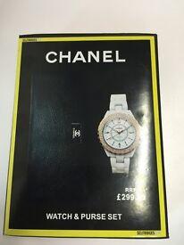 Chanel Watch & Purse Set